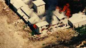 News video: 25 Years After Waco Siege, A Look At Branch Davidians' Rise And Fall