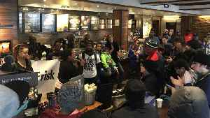 News video: Starbucks and the Criminalization of Blackness