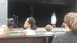 News video: Special Moment at Talent Show