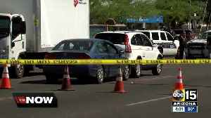 News video: Police identify man accused of shooting and killing pregnant woman in Phoenix