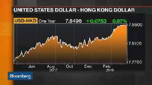 News video: HKMA Says HKD Purchases Operation Smooth and Sound