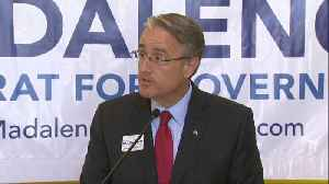 News video: Candidate For Governor Releases Income Tax Returns