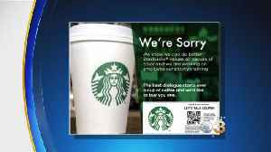 News video: Starbucks Says 'We're Sorry' Coupon Is Fake