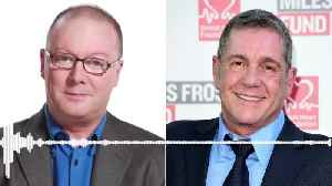 A Teary Steve Allen Speaks Beautifully About Dale Winton On His LBC Show [Video]