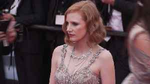 News video: Through The Years: Jessica Chastain