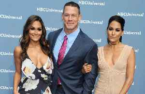News video: Brie Bella says John Cena will 'always be family'