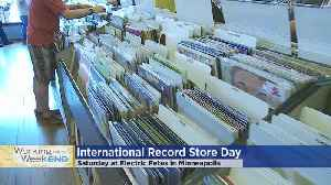 News video: Working For The Weekend: Record Day, Earth Day At Como Zoo & More