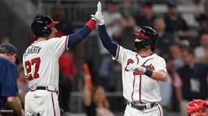 News video: Braves LIVE To Go: Flaherty, Swanson homer, McCarthy strong again as Braves drop Phillies