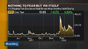 News video: Another Wild Swing Has Wall Street Vexed by the VIX