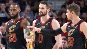 News video: Nick Wright on why LeBron's epic, 46-point night in Cleveland's Game 2 win signifies greater Cavs issues