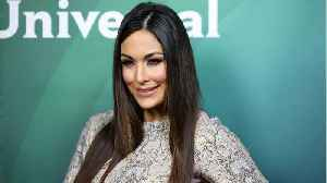 News video: Brie Bella Refutes Reports She Wants