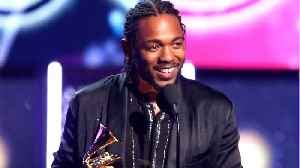 News video: Kendrick Lamar's Pulitzer Win Makes History