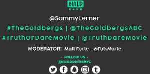 News video: Sam Lerner LIVE on BUILD Series