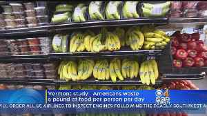 News video: Healthy Eaters Waste More Food, Study Finds