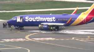 News video: FAA to Order  Engine Inspections After Woman Dies on Southwest Flight
