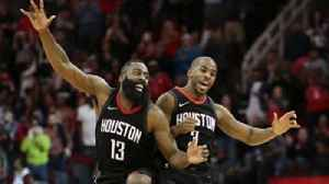 News video: Rocket Power: Nick Wright breaks down why Houston's dynamic duo is unstoppable
