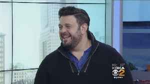 News video: World Traveler & Food Show Personality Adam Richman Lands In Pittsburgh