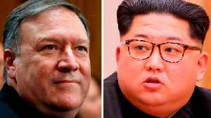 News video: Trump Boxes In Dems With Pompeo's Secret N. Korean Visit