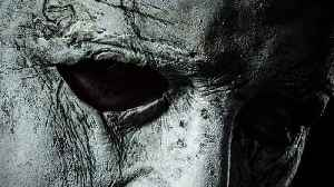 News video: New 'Halloween' Poster Reveals An Aged Michael Myers