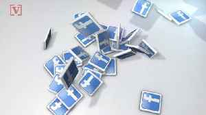 News video: Report: 'Login With Facebook': Just Another Way to Harvest Your Data