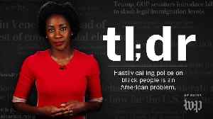 News video: TL;DR: Hastily calling the police on black people is an American problem, not a Starbucks problem.
