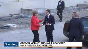 News video: Macron Could Be Key to EU-U.S. Trade Relations