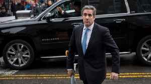 News video: Trump Lawyer Cohen Drops Lawsuits Over Russia Dossier