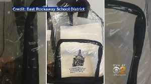 News video: After Parkland Shooting, Schools Requiring Clear Backpacks