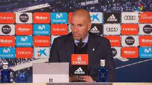 News video: Zidane urging team to stay positive ahead of Champions League semi