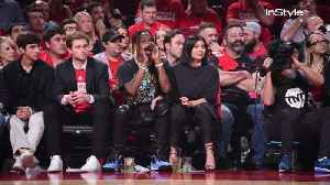 News video: Kylie Jenner and Travis Scott Reenact Their First Public Outing a Year Later