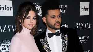 News video: The Weeknd Is Single, Casually Dating