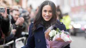 News video: Meghan Markle's Potential Flower Arrangements For Her Wedding