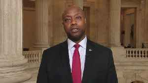 News video: GOP Sen. Scott Says We're Moving in 'Positive Overall Direction' on Trade Front