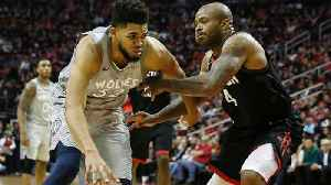 News video: Who Is to Blame for Karl Anthony-Towns' Playoff Struggles?