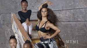 News video: MIMI: Misty Copeland Reveals Beauty Secrets During Essence Magazine Cover Shoot