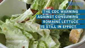 News video: Stop Eating All Romaine Lettuce for Now, Consumer Reports Warns