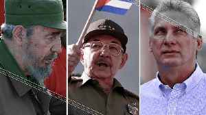 News video: End of The Castro Regime Means Nothing For Cuba
