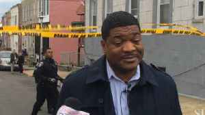 News video: Man killed, another critically injured in East Baltimore double shooting