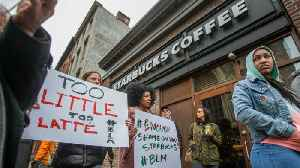 News video: 'They can't be here for us': Men at center of Starbucks racism storm speak out