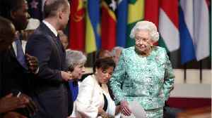 News video: Britain's Queen Elizabeth Wants Charles To One Day Lead The Commonwealth