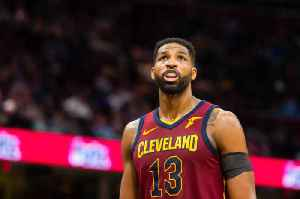 News video: Tristan Thompson Benched in Cavaliers' Win Amid Cheating Scandal