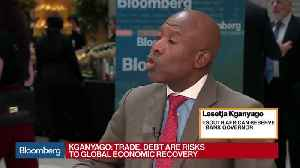News video: SARB's Kganyago Says Inflation Will 'Remain Under Control'