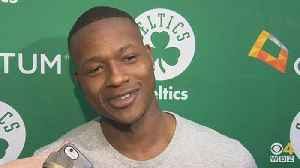 News video: Terry Rozier Has No Bad Blood With Bucks' Eric Bledsoe