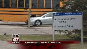 News video: Former student charged In cyber attack