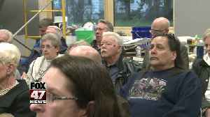 News video: Leoni Township residents raise concerns over medical marihuana ordinance