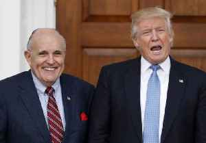 News video: Rudy Giuliani reportedly in talks to join Trump's legal team