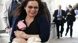 News video: Sen. Tammy Duckworth Brings Her Infant to Floor Vote