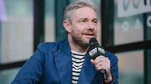 News video: Martin Freeman On Working With Ryan Coogler On
