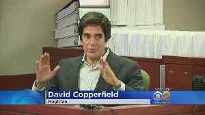 News video: Court Tries To Make David Copperfield Reveal Magic Secrets