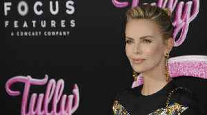 News video: Charlize Theron Reveals Gaining Weight For New Role Really Affected Her